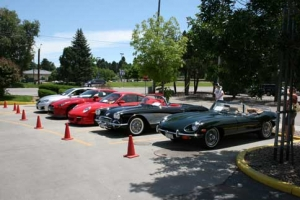 clean luxury and classic cars