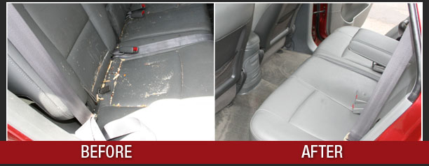 Post-it notes should be sticky, not your back seat. Check out this before and after.