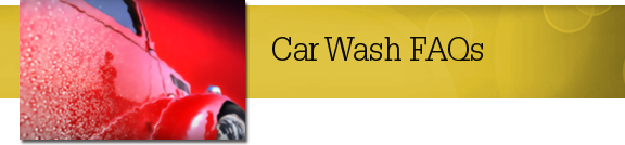 See our car wash FAQs or frequently asked questions
