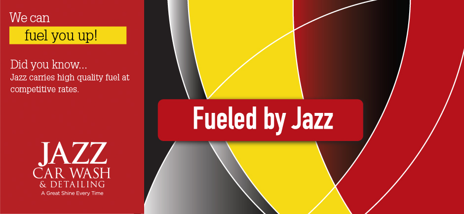 We can fuel you up! We carry high quality fuel at competitive rates.
